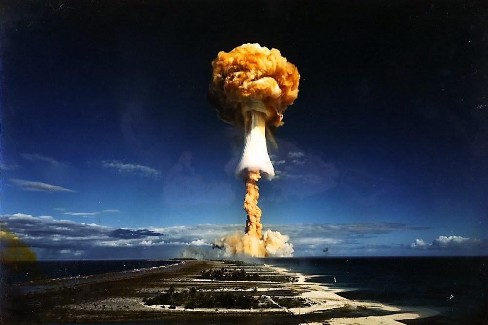 Резултат с изображение за първото си ядрено оръжие.
