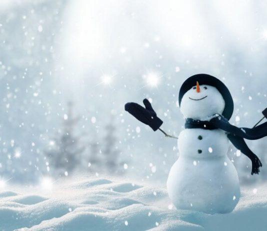 Студ и сняг