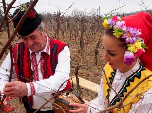 Честит Трифон Зарезан и Свети Валентин!