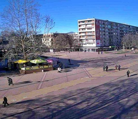 131203 Dobrich 01 webcam live online camera center street city kameri na jivo vremeto weather