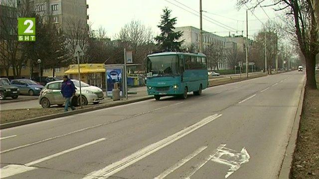 ruse gradski transport
