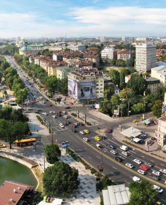 Downtown Sofia Boby Dimitrov 1