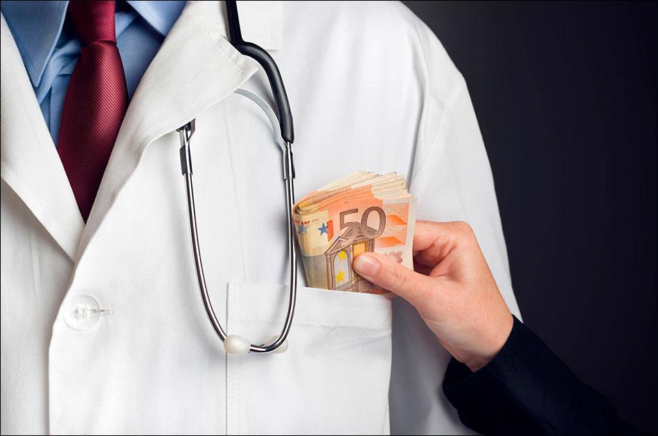 lekar podkup