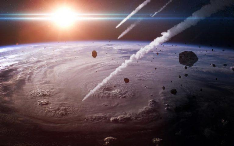 Атмосферата на Земята бе достигната от междузвезден болид