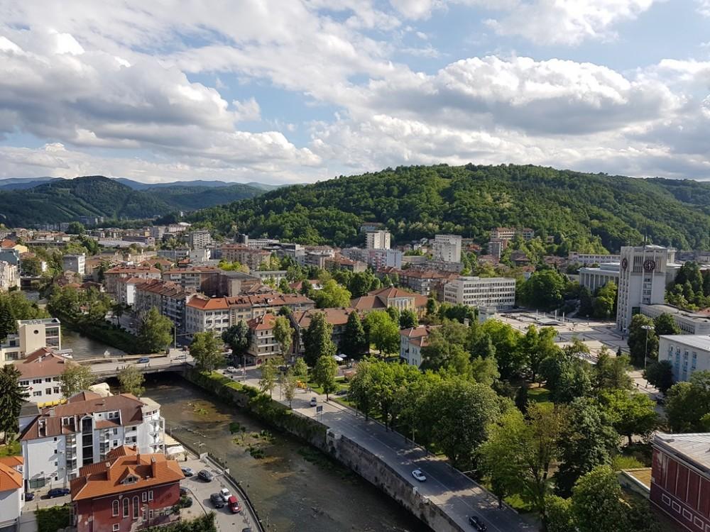 Gabrovo the river