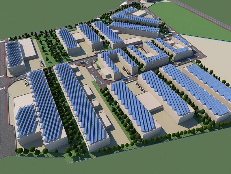industrialna zona zagore new