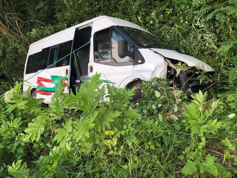 991 ratio lovech katastrofa bus deca
