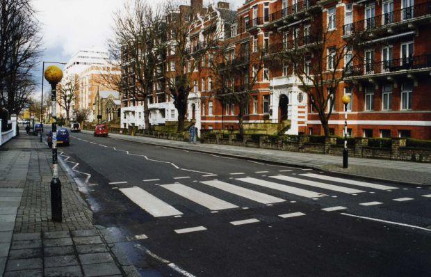 Abbey Road London Sander Lamme 2