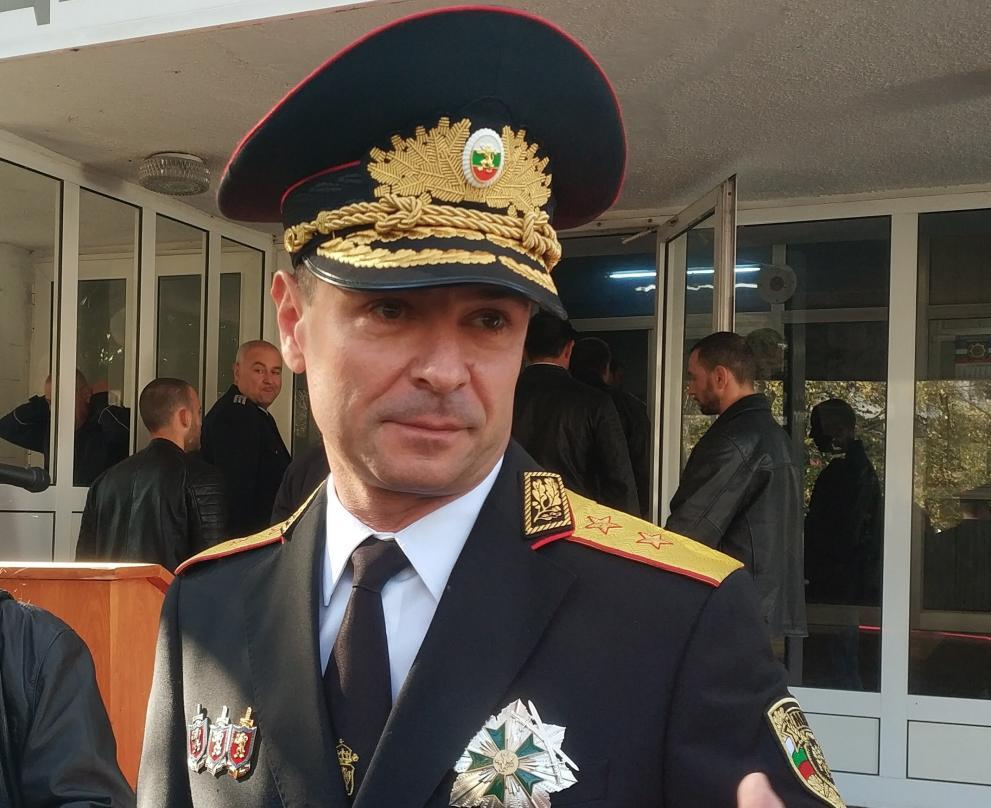 991 ratio starshi komisar kaloian kaloianov