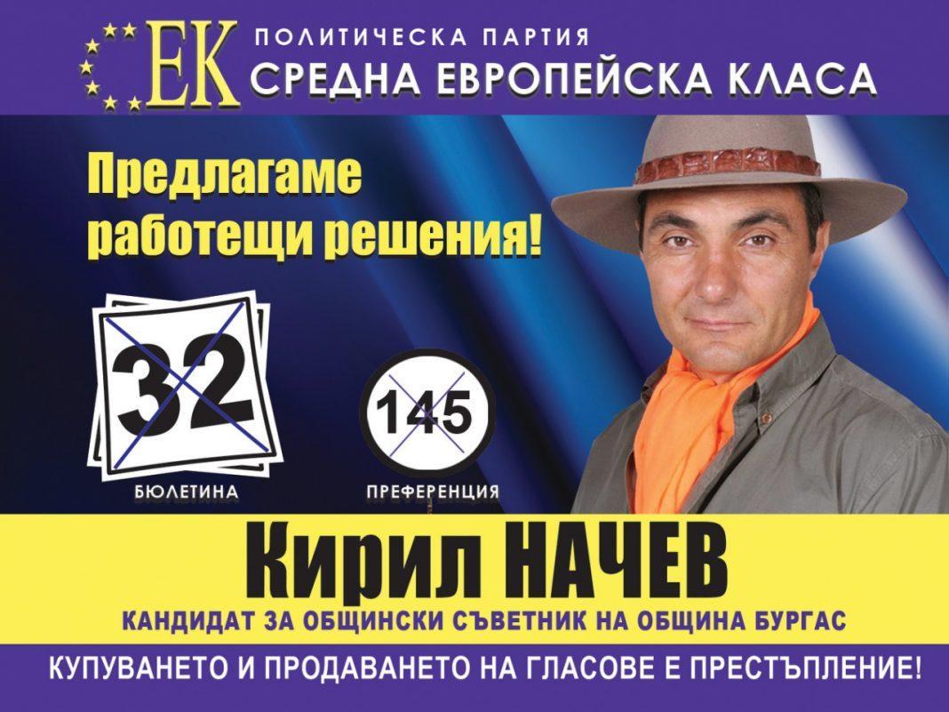 kiril nachev