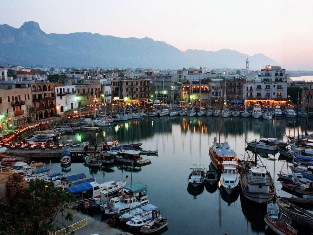 prichal v Larnake