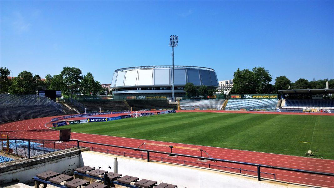 gradski stadion v ruse 2017