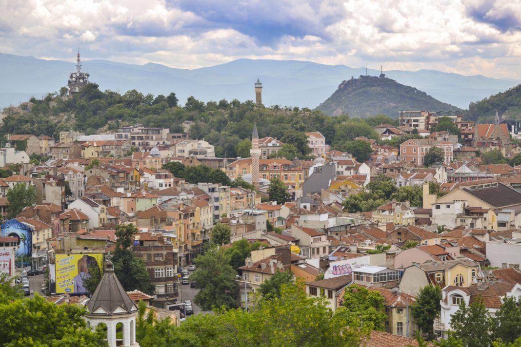 Plovdiv view