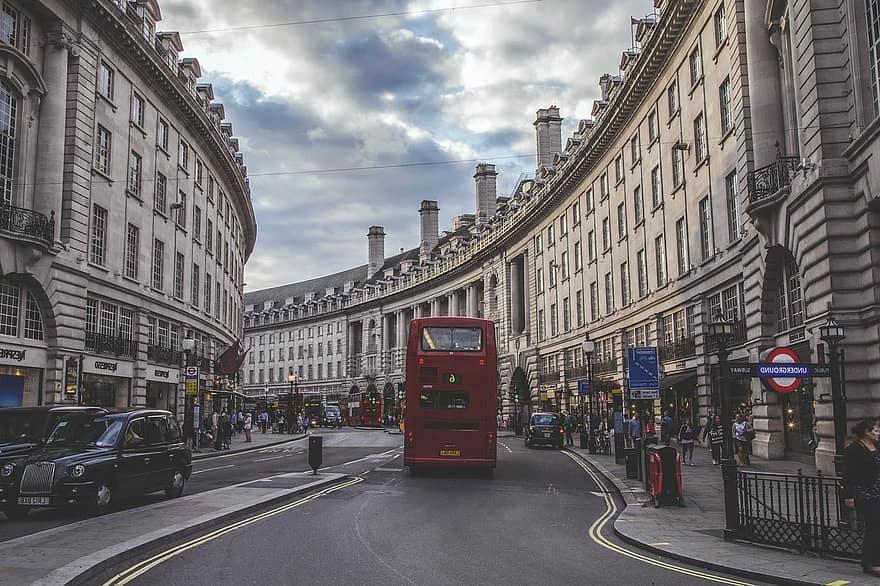 london regent street england street uk regent travel city britain