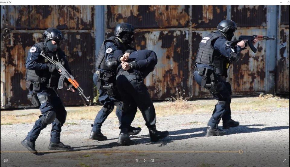voennata politsiya sliven napravi demonstratsiya za obezvrezhdane atentator df9378jpgjpgjpgjpg 960x640 1