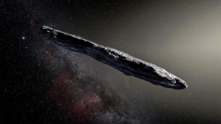 Сензационни подробности за мистерията с извънземния обект Оумуамуа