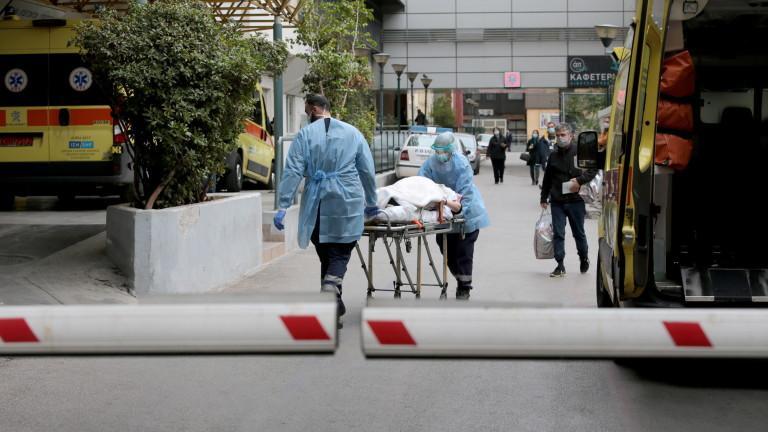 Отново брутална блокада в Гърция