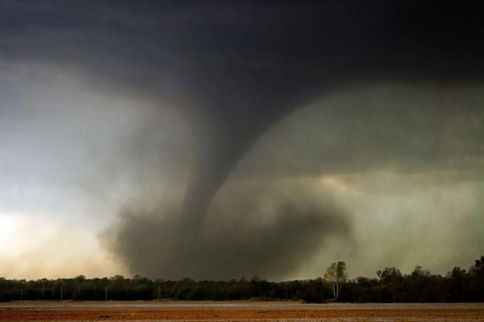 991 ratio tornado