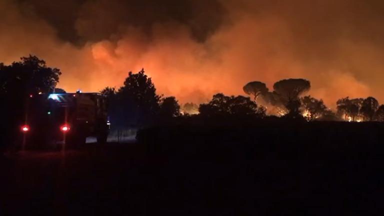 Огнен кошмар порази Франция