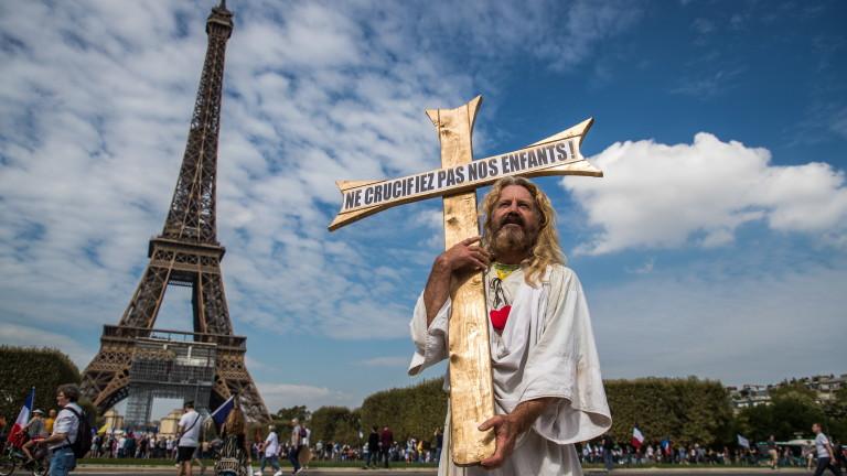 Голям обрат във Франция в борбата с К-19