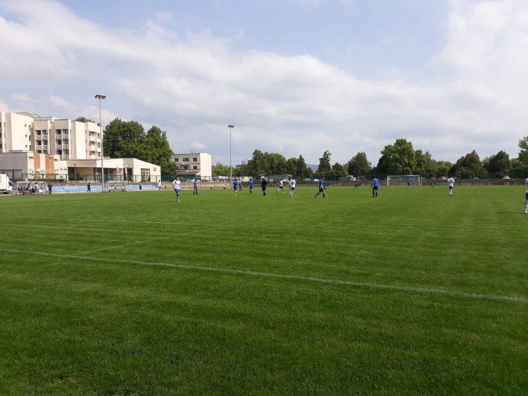Голяма промяна във футбола на Крумовград