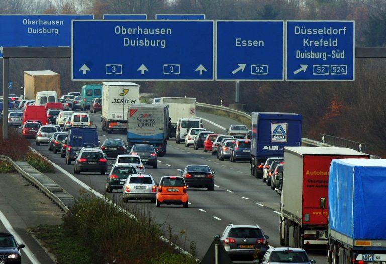 Британският ужас влиза в Германия